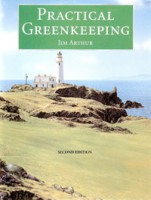 Jim Arthur, practical greenkeeping