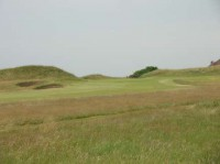 The 12th green,Hilbre