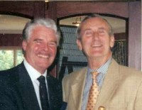 Lorne Smith, Ted Dexter, sunningdale golf club, finest courses