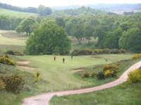 The par three 13th, notts golf club, finest courses