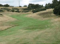 The valley 11th, notts golf club, finest courses