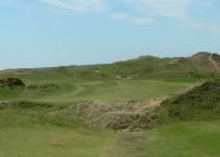 pennard golf club, james braid, gordon irvine, fine running golf