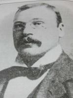Designer and 1st Secretary William Pickeman