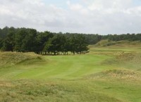 formby golf club, 15th hole, finest courses