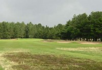 formby golf club, 2nd hole, finest courses