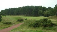 formby golf club, 8th hole, finest courses