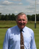 donald steel, golf architect, golf author