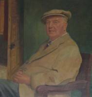 Sir Aynsley Bridgland, Royal Cinque Ports Golf Club,