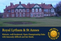 royal lytham and st annes, finest golf courses, finegolf, fine golf