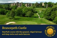 Brancepeth Castle golf club reviewed, finest golf courses