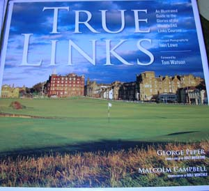 true links, george peper, malcolm campbell,