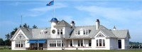 Panmure golf club clubhouse,