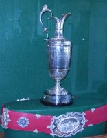 prestwick golf club, 1860 open championship, boodle's, claret jug