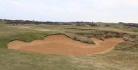 tom simpson, Royal porthcawl, modern retro trend back to the running game, fine golf course review