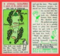 aldeburgh golf club, running golf, bernard darwin,