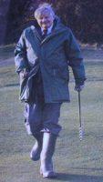 aldeburgh golf club, running golf,