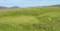 askernish golf club, gordon irvine, old tom morris, fine running golf,