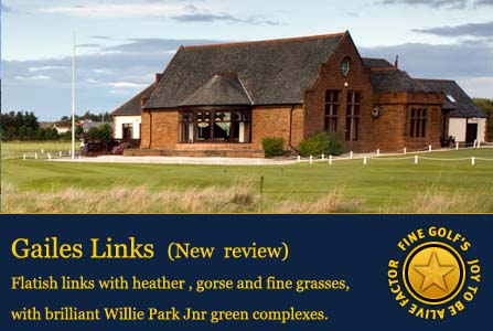glasgow golf club, gailes links, willie park jnr, willie fernie,